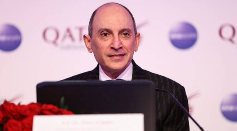 Qatar Airways boss apologises for saying only a man could do his job