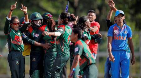 Women's Asia Cup: Bangladesh pull off thrilling last-ball finish to register historic win over India