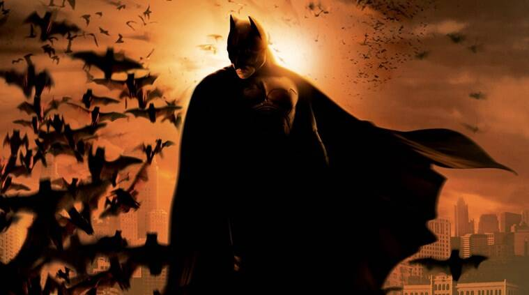 christopher nolan's batman begins