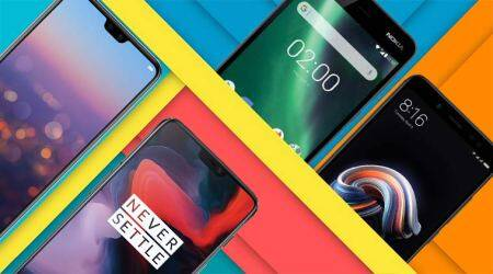 OnePlus 6, Huawei P20 pro, Samsung Galaxy S9 Plus, OnePlus 6 price, big battery phones, phones with big battery, big battery budget phones, big battery mid-budget phones, Moto E4 Plus