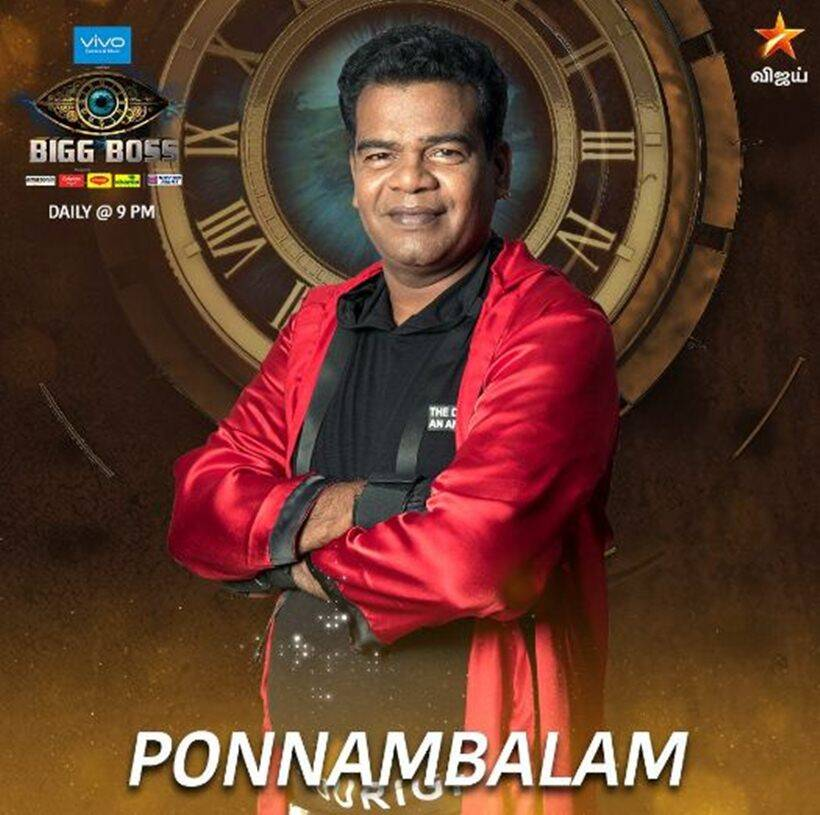 Meet the contestants of Bigg Boss Tamil Season 2
