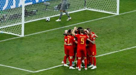 Belgium vs Tunisia Live Score FIFA World Cup 2018 Live Streaming: When and where to watch Belgium vs Tunisia World Cup game