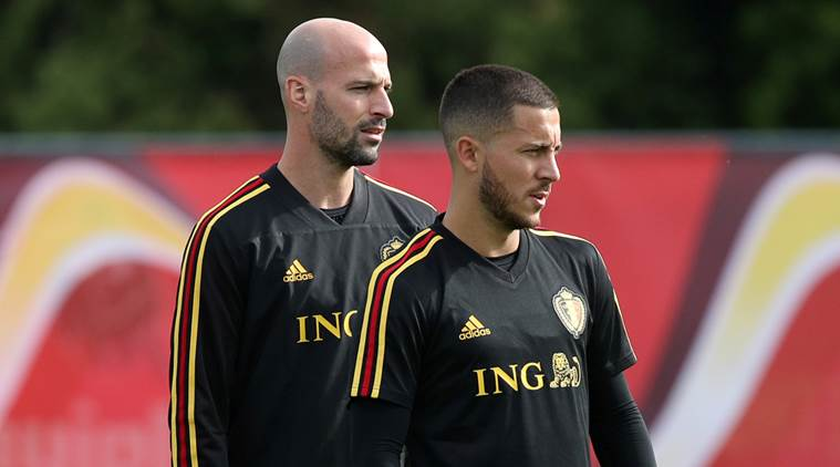 Dries Mertens - Scoring Belgium's opener vs. Panama was a 'big relief'