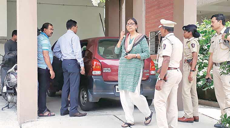 Elgaar Parishad case, Bhima Koregaon case, Elgaar Parishad case accused, Shoma Sen, Shoma Sen bail, Shoma Sen Elgaar Parishad, India news, Indian Express