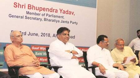 BJP: Modi's 4 years all about good governance; why is Congress opposing