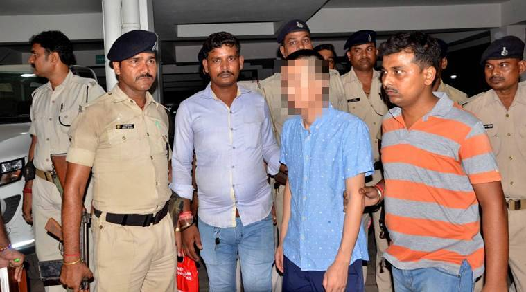 Chinese man arrested in 'dry' Bihar after being found in possession of liquor