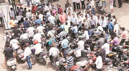 Maharashtra Navnirman Sena offers petrol concession coupons to bikers