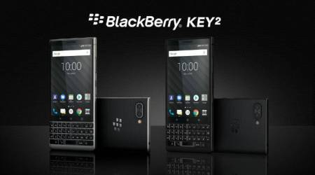 BlackBerry Key2 with dual cameras, physical keyboard launched