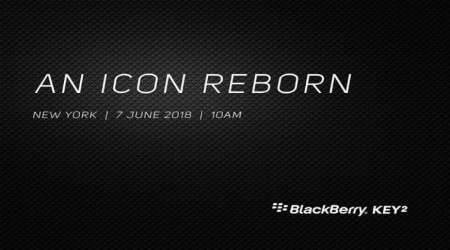 BlackBerry, BlackBerry Key2, BlackBerry Key2 June 7 launch, BlackBerry Key2 how to watch live, BlackBerry Key2 price in India, BlackBerry Key2 launch in India, Android, BlackBerry Key2 vs BlackBerry KeyOne.