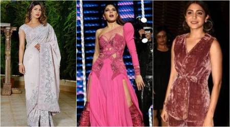 Bollywood Fashion Watch for June 28: Priyanka Chopra spells sheer charm in her 'desi girl' avatar