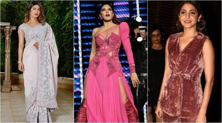 Bollywood fashion, celeb fashion, Priyanka Chopra, Jacqueline Fernandez fashion, indian express, indian express news