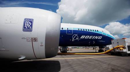 Boeing, Boeing engines, Rolls Royce, Boeing 787 Dreamliner, Britain aviation industry, business news, Indian express news