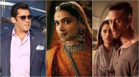 Race 3, Padmaavat and Baaghi 2 in Top 5 weekend openers of 2018 list