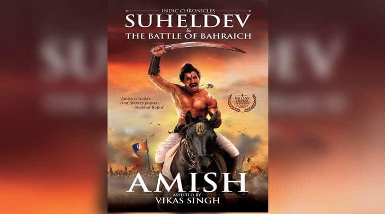 amish tripathi, shiva trilogy, battle of bahraich, varun dhawan, sonali bendre, bollywood, Indian Express, Indian Express News