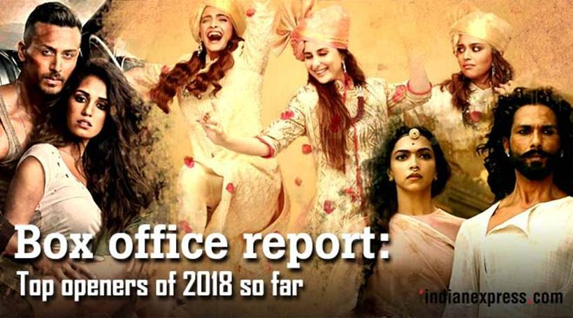 top bollywood openers of 2018
