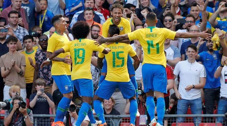 FIFA World Cup 2018, FIFA World Cup 2018 news, FIFA World Cup 2018 updates, Brazil, Brazil football, sports news, Indian Express