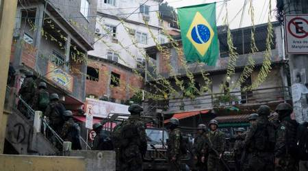 Many Brazilians look to military amid anger atpoliticians