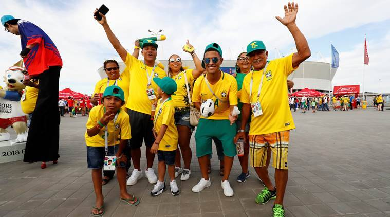 Switzerland holds favoured Brazil to draw at World Cup