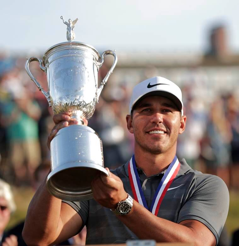 Brooks Koepka wins US Open, 1st repeat victor in 29 years