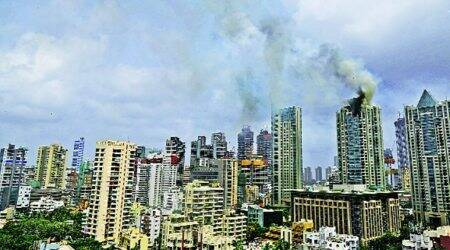 Beaumonde Towers fire: Blaze raises doubts over equipment available with Mumbai FireBrigade