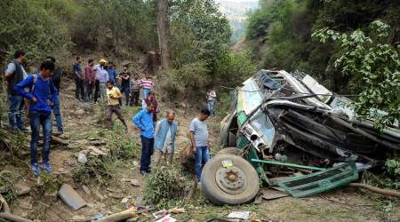 Kolkata: 6 dead, 60 hurt in Lalgarh bus accident
