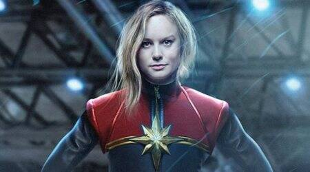 Brie Larson on playing Captain Marvel: I'm realising I'm way stronger than I knew