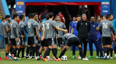 FIFA World Cup 2018: Iran look to fighting spirit to contain mightySpain