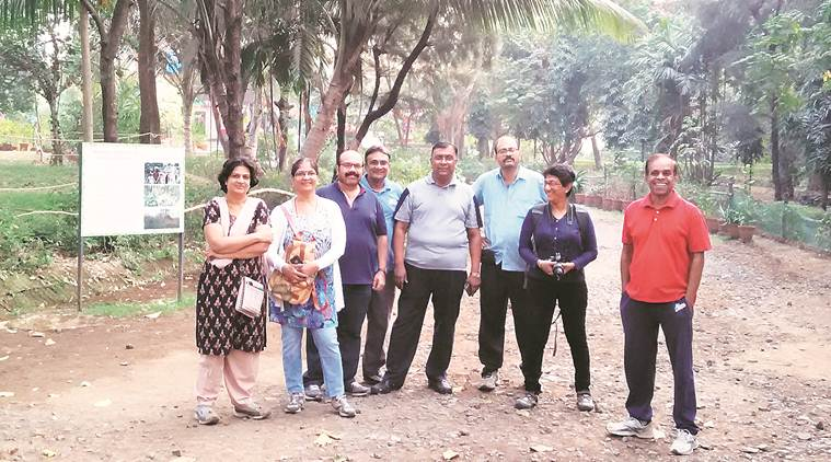 With trekking, hiking on activity list, age is just a number for this group