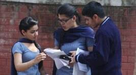CBSE has a history of 95% scorers because of moderation or spiking of marks