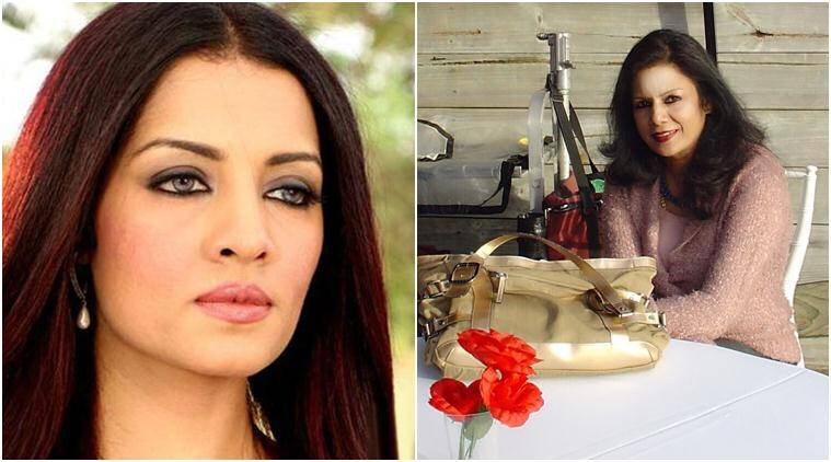 celina jaitly mourns the death of her mother