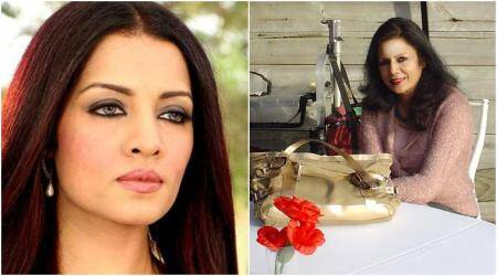 Celina Jaitly mourns death of her mother Meeta: A thousand tears could not bring youback