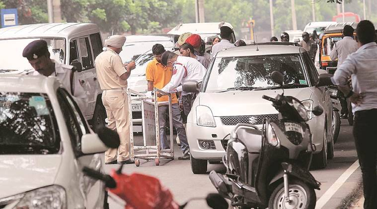 Chandigarh: Challans for driving without helmet see 83 per cent jump this year