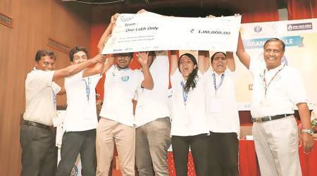 Tamil Nadu students bag top spots at Smart India Hackathon
