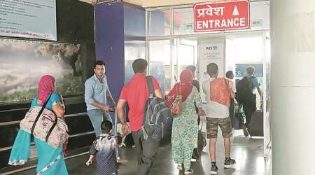 No security men, no checking, ground check at Chandigarh railway station counters GRP claim: LET Commander
