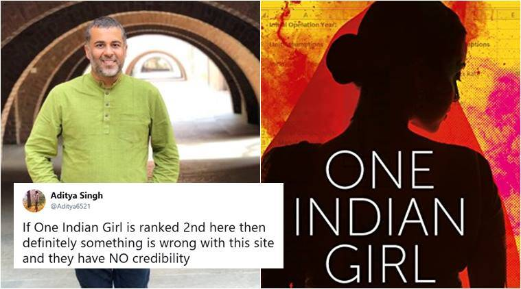 Chetan Bhagat, one indian girl, chetan bhagat trolled, chetan bhagat books, cheta bhagat best sellers, viral news, online news, indian express