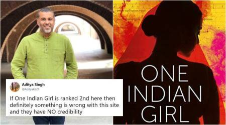 Tweeple troll Chetan Bhagat as he claims 'One Indian Girl' still in best seller's list after '87weeks'