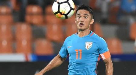 Sunil Chhetri named 'Asian Icon' by AFC on his 34th birthday