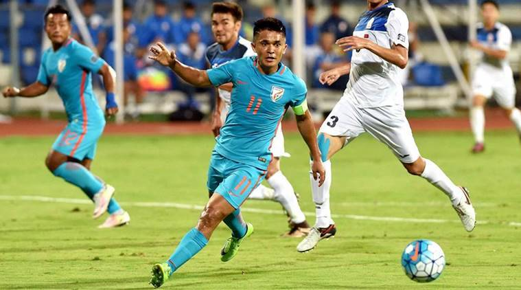 Intercontinental Cup 2018: Sunil Chhetri brace helps India crush Kenya