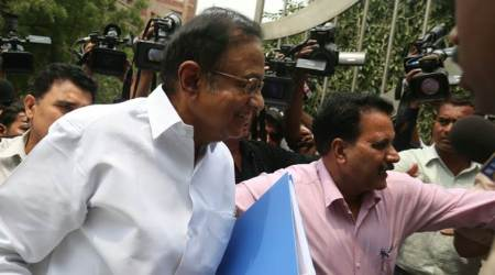 INX Media case: P Chidambaram appears before CBI