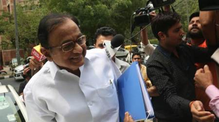 Two maids held in connection with theft at P Chidambaram's house