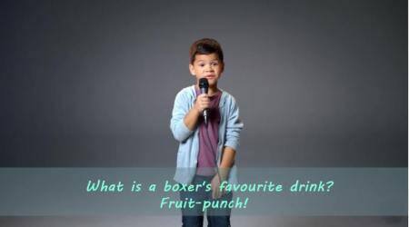 Happy Father's Day: Children tell their favourite dad joke and it's adorable!