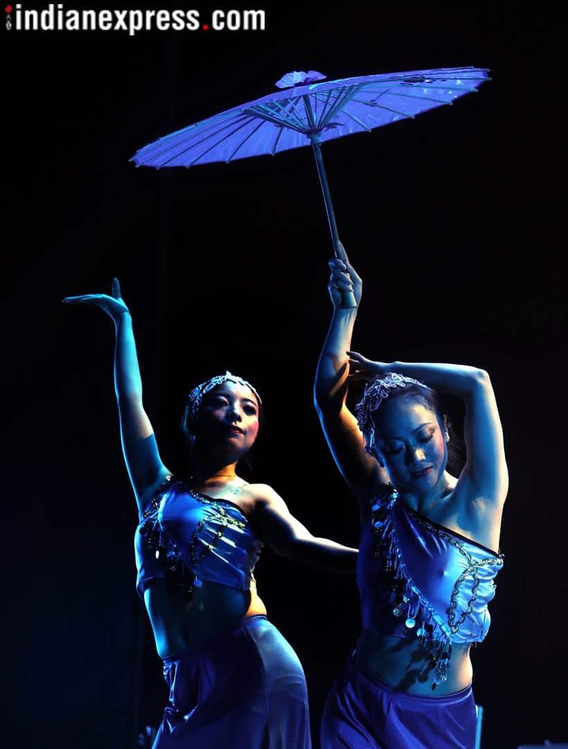 In Pics: Three-day Indo-Chinese fest kicks off in Kolkata