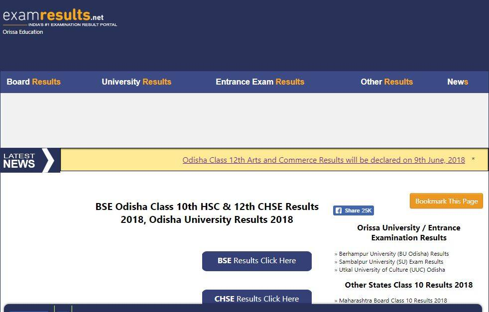 CHSE Odisha +2 12th Result 2018 Highlights: Pass percentage drops in