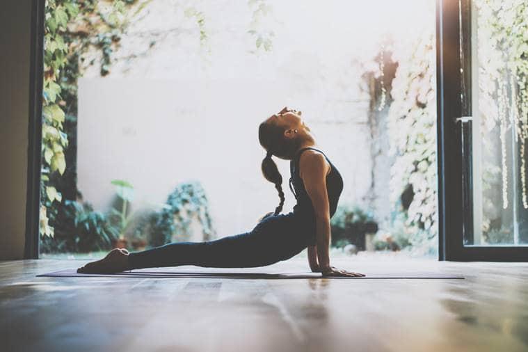 Yoga, international yoga day, international yoga day 21 june, june 21, easy yoga pose, easy yoga asanas, yoga asanas for spondylitis