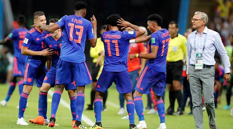 FIFA World Cup 2018, FIFA World Cup 2018 news, FIFA World Cup 2018 updates, Colombia vs Senegal, Senegal Colombia, sports news, football, Indian Express
