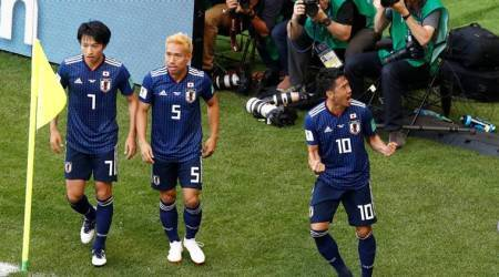 FIFA World Cup 2018 Live streaming, Colombia vs Japan Live score: Colombia 0-1 Japan in first half