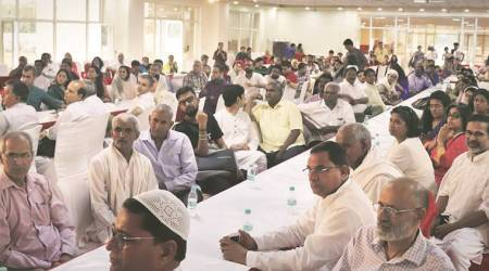In midst of namaz row, Gurgaon hosts a community iftar