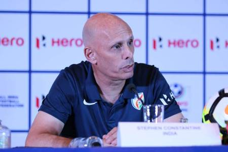 Stephen Constantine calls four U-17 World Cup players for SAFF Championship camp