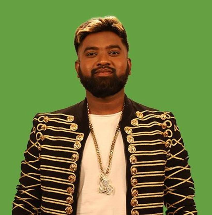 rapper Roll Rida is bigg boss telugu 2 contestant