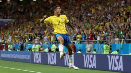 FIFA World Cup 2018: Burden falls on Coutinho to keep Brazil going